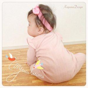 おすわり 頭ごっつん防止 生後7ヶ月 生後8ヶ月