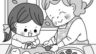 みつけて楽しい! まちがいさがしフレンズ 2021年8月号 雑誌 パズル誌 挿絵 イラスト イラストレーター 子供イラスト 絵本 児童書